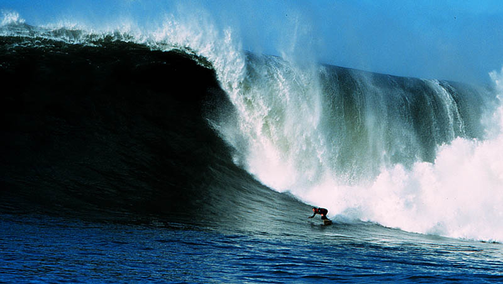 Jeff Clark at Mavericks