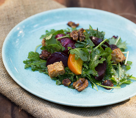 Beet & Goldenberry Salad
