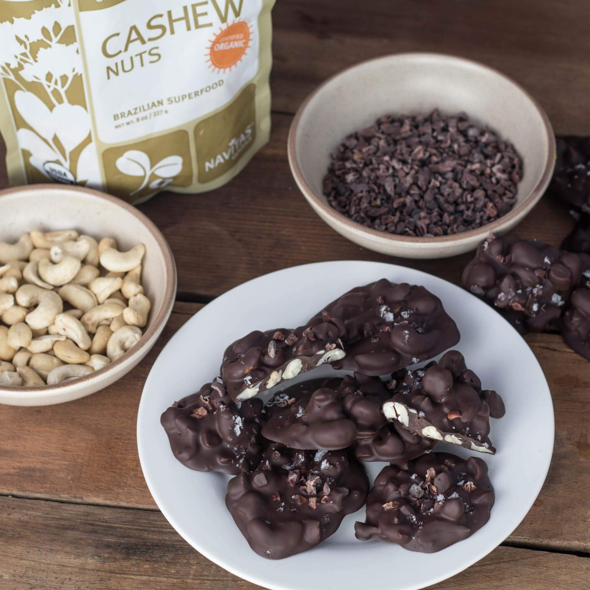 Cacao Cashew Clusters