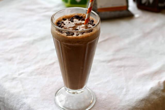 Choco Maca Smoothie