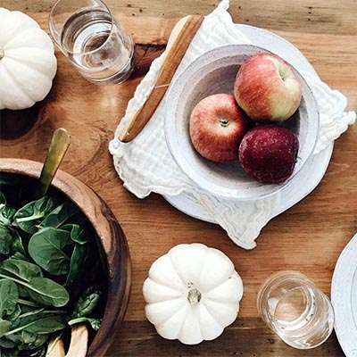 5 Steps to Creating a Sustainably Healthy Thanksgiving